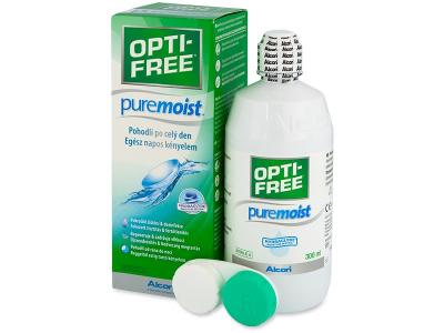 Otopina OPTI-FREE PureMoist 300ml