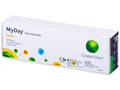 MyDay daily disposable toric (30 kom leća)