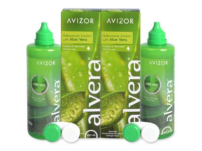 Otopina Alvera 2x350 ml