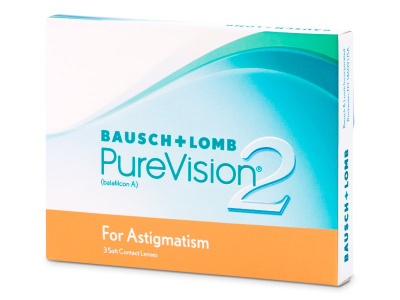 PureVision 2 for Astigmatism (3komleća)