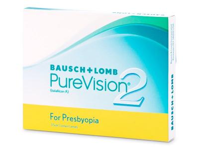 PureVision 2 for Presbyopia (3kom leća)