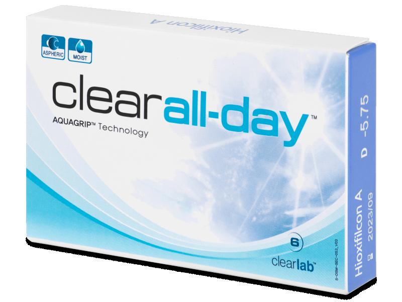Clear All-Day (6komleća)