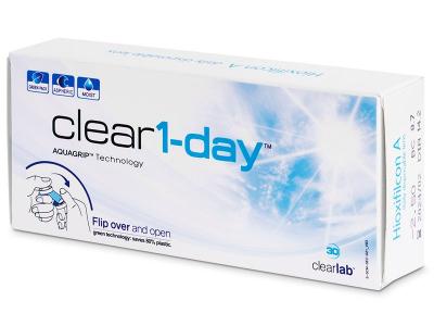 Clear 1-Day (30komleća) - Jednodnevne kontaktne leće