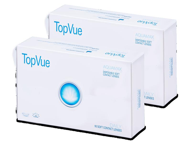 TopVue Daily (180komleća) - Jednodnevne kontaktne leće