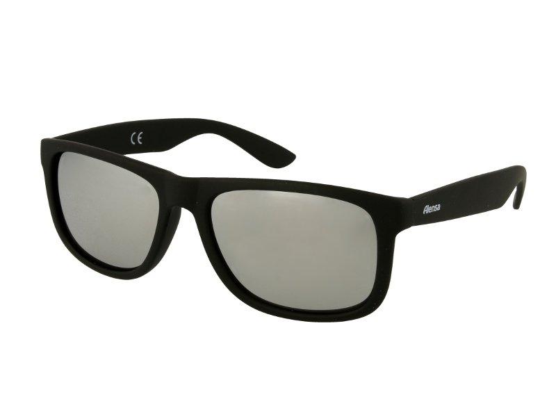 Sunčane naočale Alensa Sport Black Silver Mirror