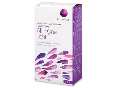Otopina All In One Light 100 ml  - Otopina za čišćenje