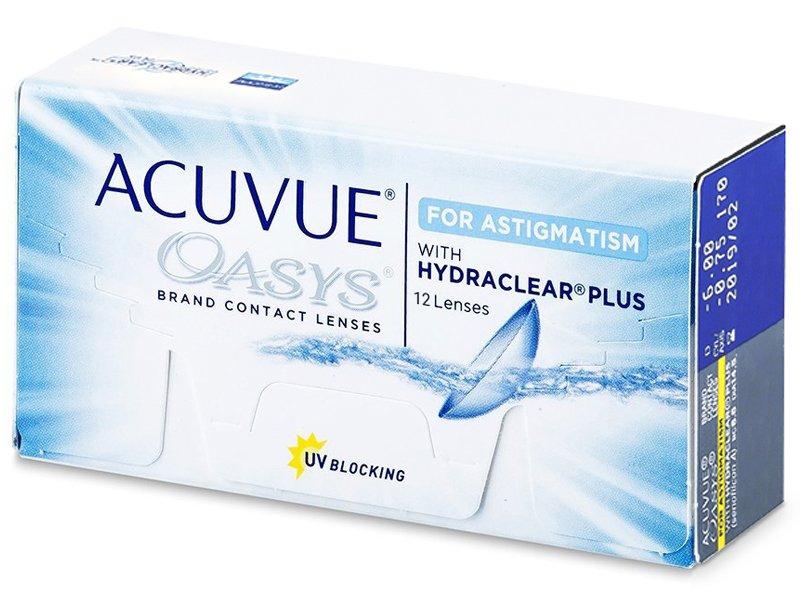 Acuvue Oasys for Astigmatism (12 kom leća) - Torične kontaktne leće
