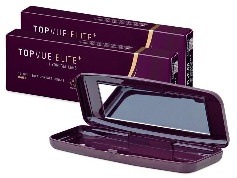 TopVue Elite+ (10 parova) + kutijica TopVue Elite
