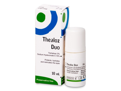 Kapi za oči Thealoz Duo 10 ml