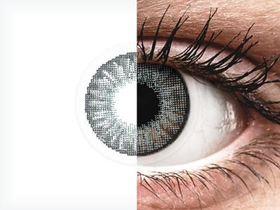 Air Optix Colors - Sterling Gray - bez dioptrije (2 kom leća)