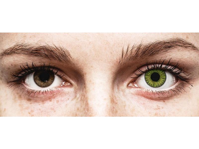 TopVue Color daily - Fresh green - dioptrijske (10kom leća)