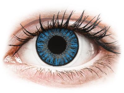 TopVue Color daily - Sapphire Blue - nedioptrijske (10kom leća)
