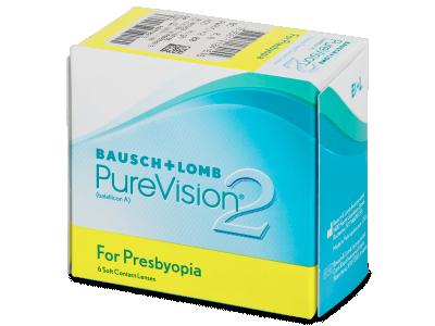PureVision 2 for Presbyopia (6 kom leća)