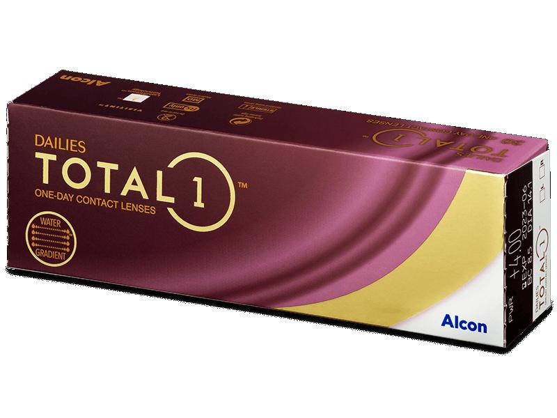 Dailies TOTAL1 (30komleća) - Jednodnevne kontaktne leće