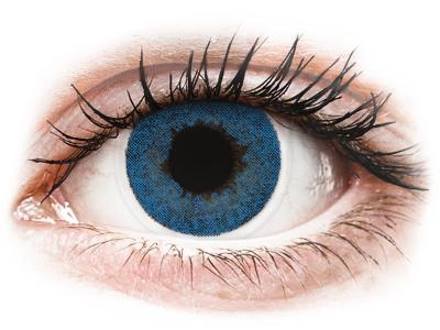 FreshLook Dimensions Pacific Blue - nedioptrijske (2 kom leća)