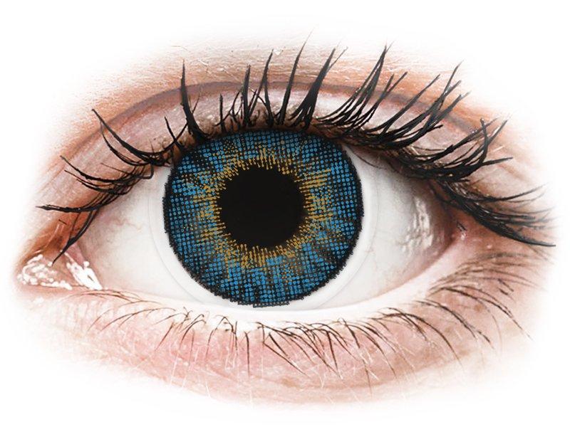 Air Optix Colors - True Sapphire - dioptrijske (2kom leća) - Kontaktne leće u boji