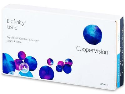 Biofinity Toric (6komleća) - Stariji dizajn