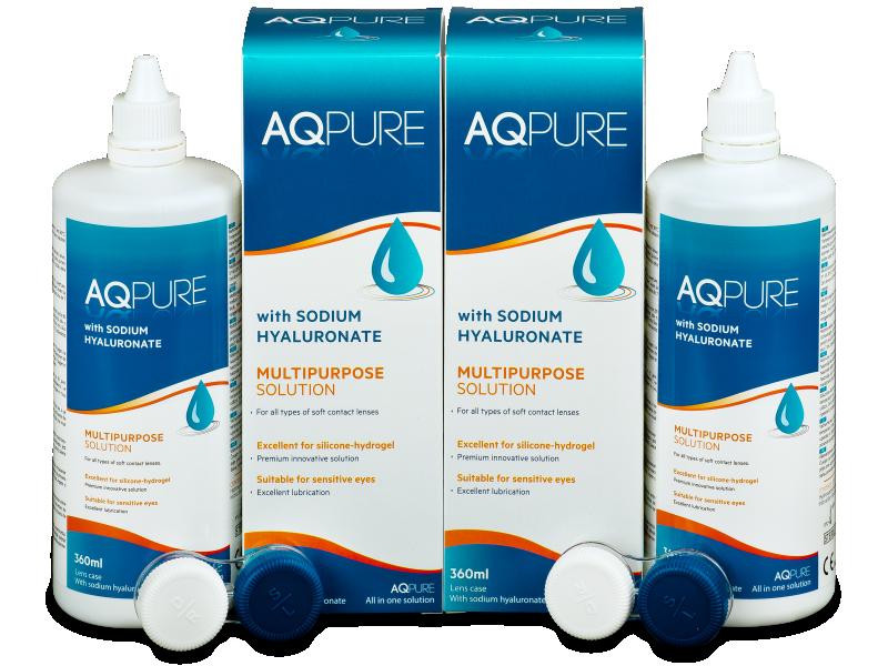 Otopina AQ Pure 2 x 360ml  - Ekonomično duplo pakiranje otopine