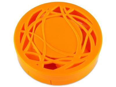 Kutija s ogledalom – ornamentno narančasta