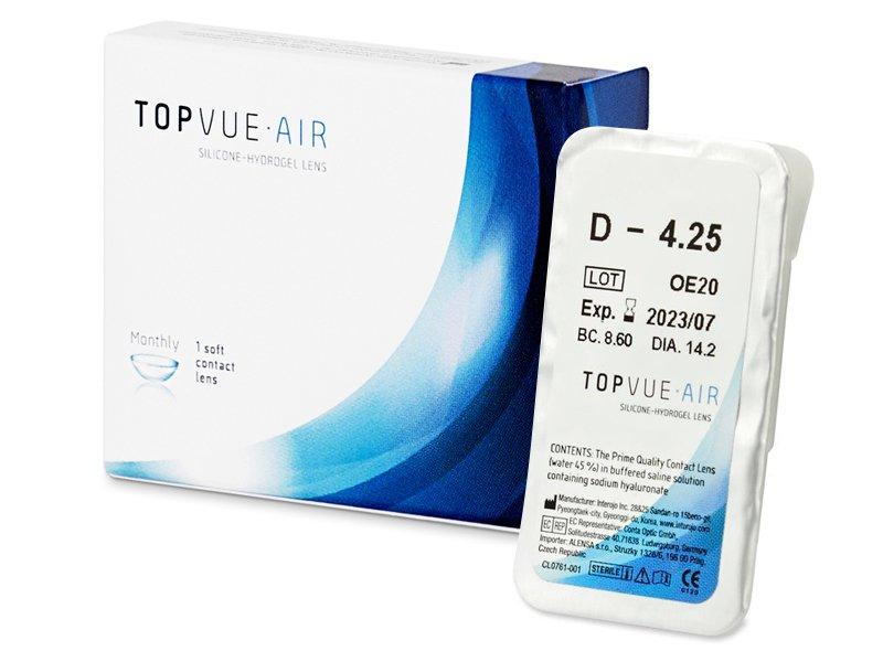 TopVue Air (1 kom leća)