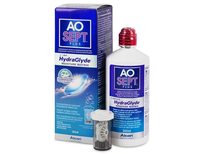 Otopina AO SEPT PLUS HydraGlyde 360ml