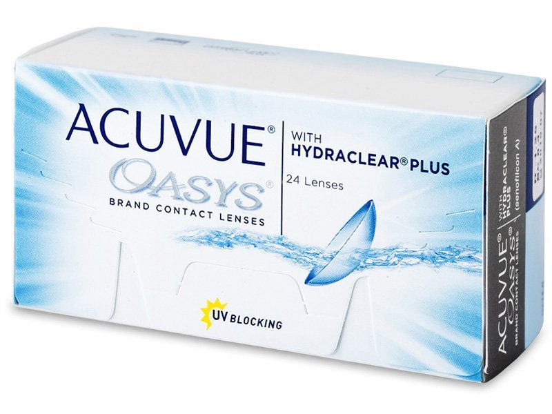 Acuvue Oasys (24kom leća) - Dvotjedne kontaktne leće