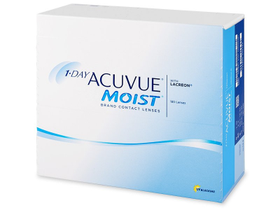 1 Day Acuvue Moist (180 leća)