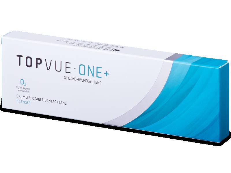 TopVue One+ (5 kom leća)