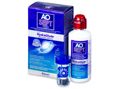Otopina AO SEPT PLUS HydraGlyde 90ml