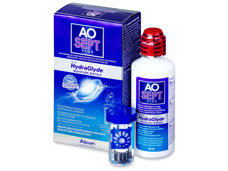 Otopina AO SEPT PLUS HydraGlyde 90ml  - Otopina za čišćenje