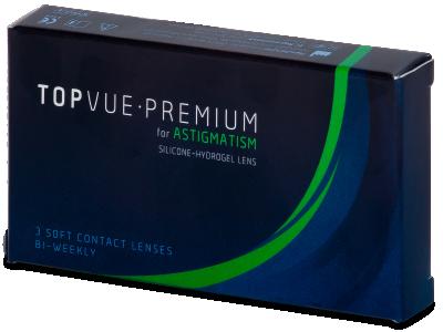 TopVue Premium for Astigmatism (3kom leća)