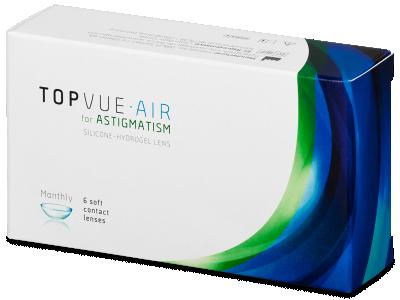 TopVue Air for Astigmatism (6komleća)