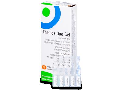 Kapi za oči Thealoz Duo Gel 30x 0,4g