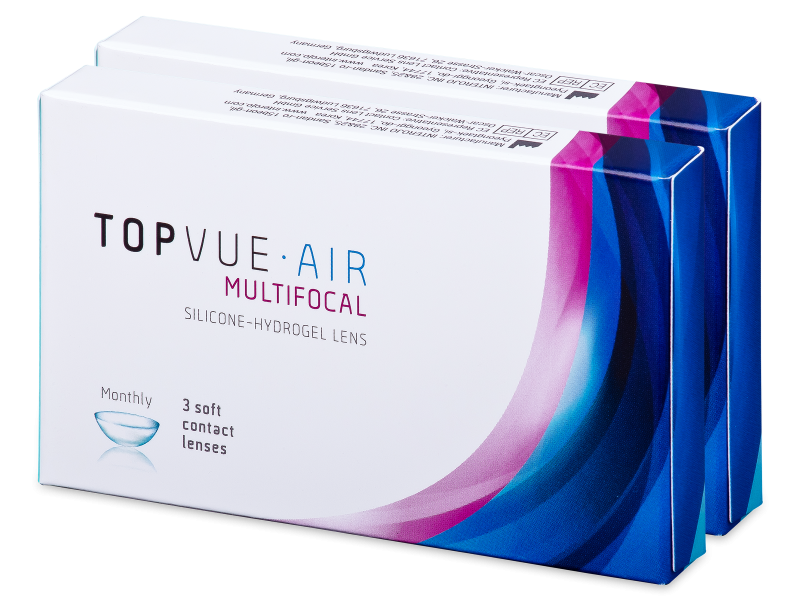 TopVue Air Multifocal (6 kom leća)