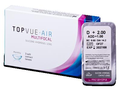 TopVue Air Multifocal (1kom leća)