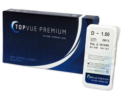 TopVue Premium (1kom leća) - Stariji dizajn