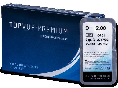 TopVue Premium (1kom leća)