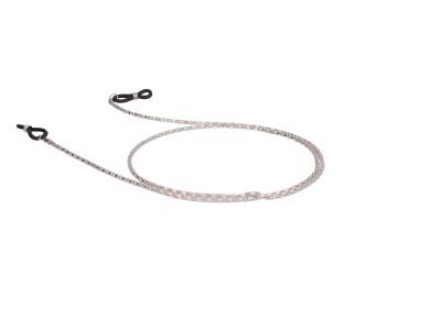 Metalna špagica za naočale BC15 - Srebrna