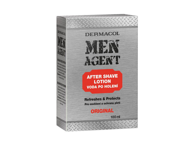 Losion nakon brijanja Dermacol Men Agent After Shave Lotion Original 100 ml