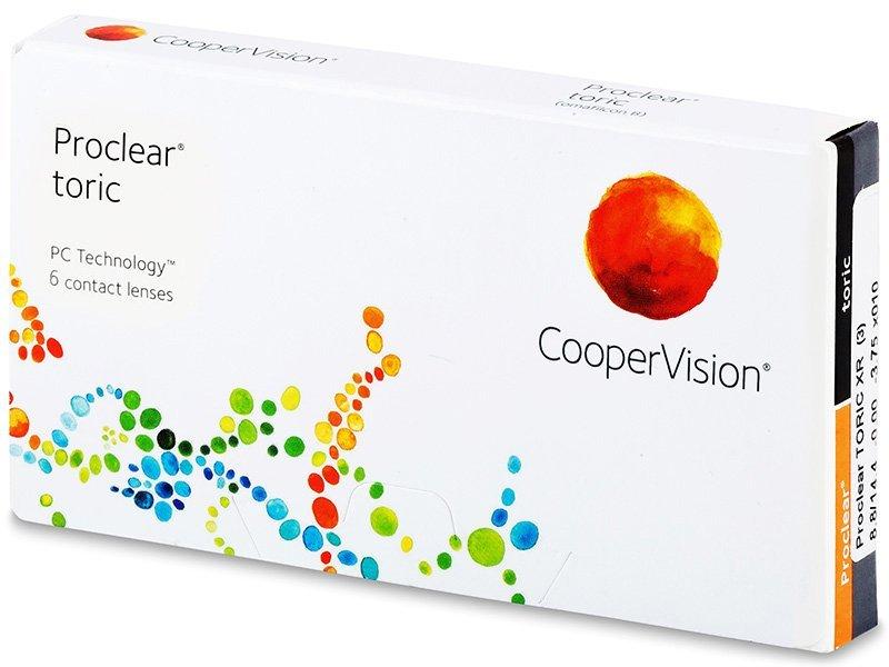 Proclear Toric XR (6komleća) - Torične kontaktne leće