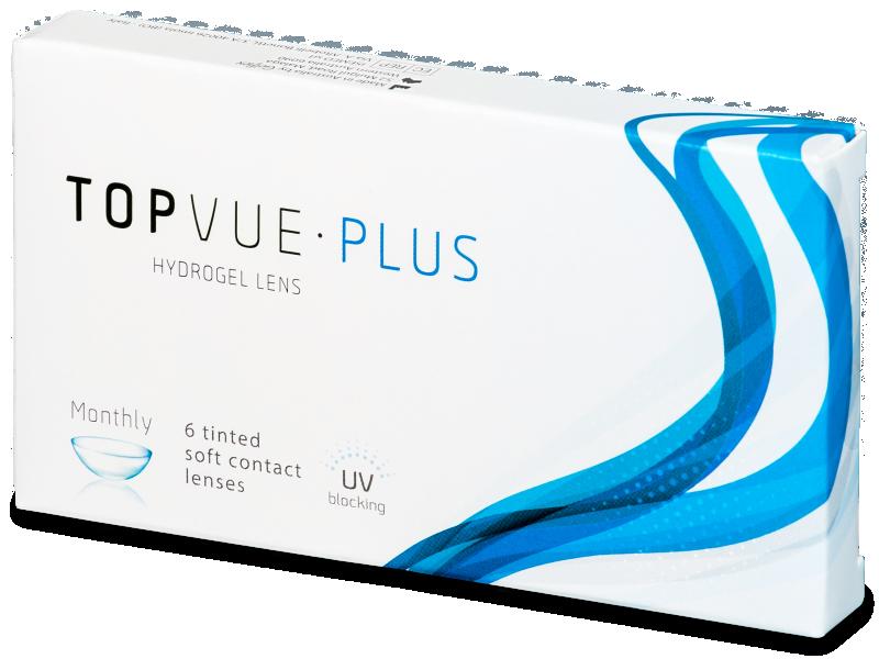 TopVue Plus (6 kom leća) - Mjesečne kontaktne leće