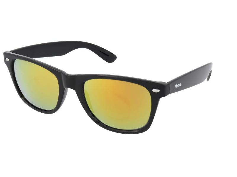 Sunčane naočale Alensa Sport Black Orange Mirror