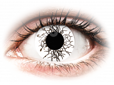 ColourVUE Crazy Lens - Vikingdom - jednodnevne leće bez dioptrije (2kom leća)