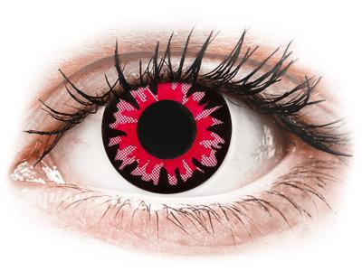 ColourVUE Crazy Lens - Volturi - jednodnevne leće bez dioptrije (2kom leća) - Kontaktne leće u boji