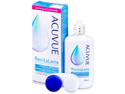 Otopina Acuvue RevitaLens 100 ml