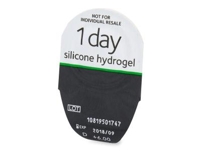 MyDay daily disposable (90kom leća) - Pregled blister pakiranja
