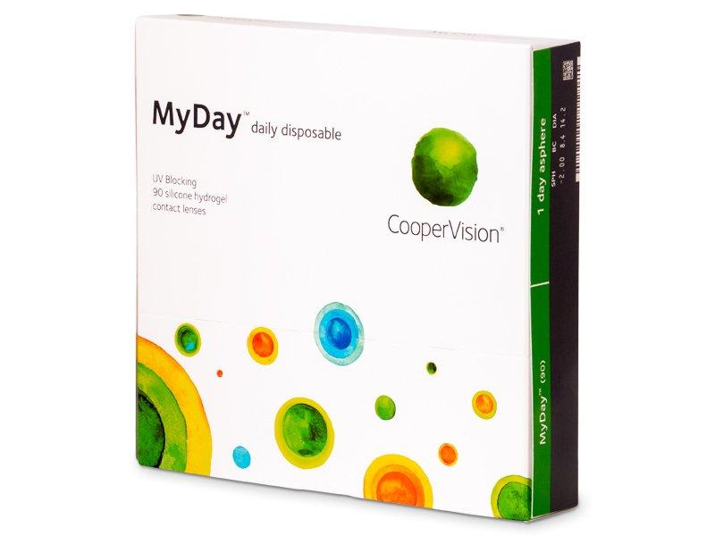 MyDay daily disposable (90kom leća) - Jednodnevne kontaktne leće
