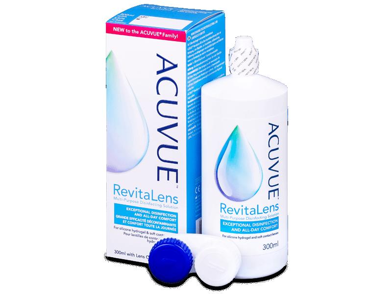 Otopina  Acuvue RevitaLens 300 ml  - Otopina za čišćenje