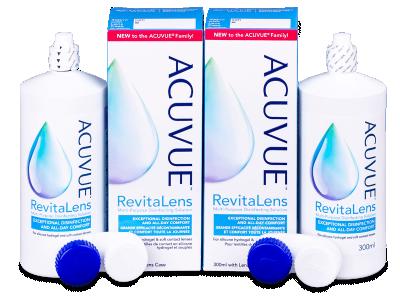 Otopina Acuvue RevitaLens 2x 300 ml