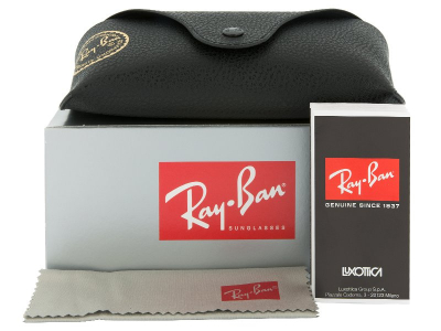 Ray-Ban Aviator Large Metal RB3025 - 112/19  - Preview pack (illustration photo)